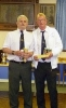 Balgay Open Pairs Winners forth place