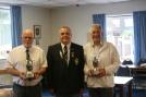 Balgay Open Pairs Winners 2013