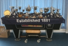 2 Trophy Table